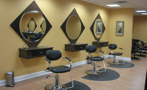 Salon supplies interiors quality salon equipment for Beauty salon supplies and equipment